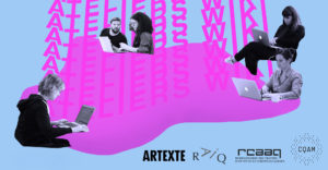 Ateliers wiki X arts actuels