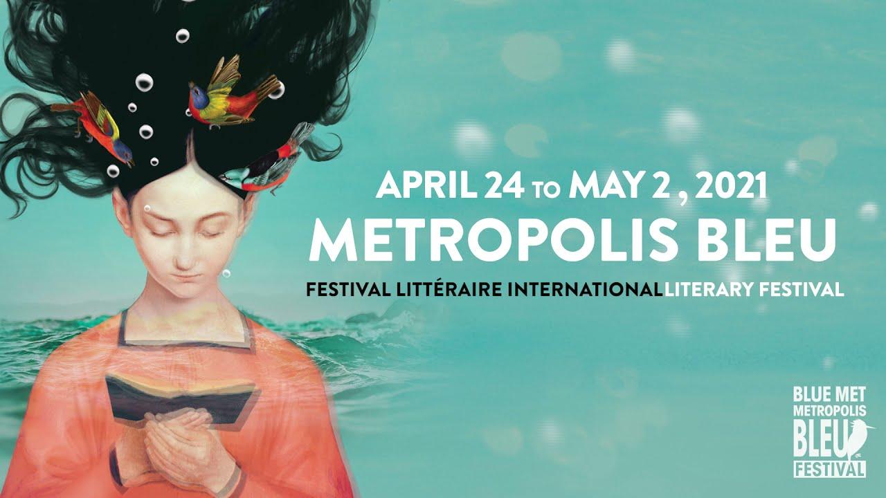 Métropolis Bleu - Festival littéraire international Métropolis Bleu